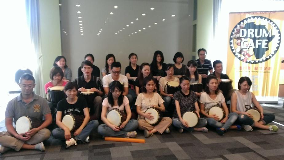 2013  Drumcafe 渣打銀行台灣區財務處